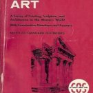 HISTORY OF ART SURVEY PAINTING, SCULTUR ARCHITECTURE