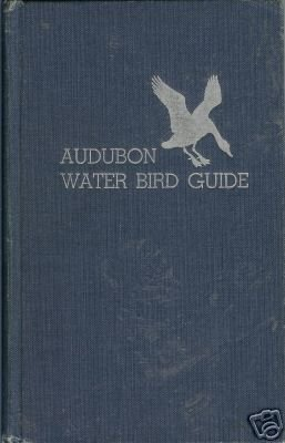 AUDUBON  WATER BIRD GUIDE By Richard H. Pough