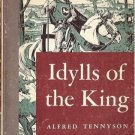 IDYLLS OF THE KING ALFRED TENNYSON