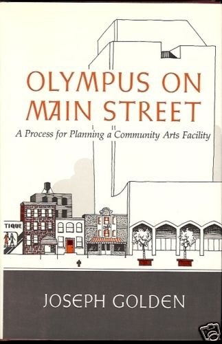 OLYMPUS ON MAIN STREET PROCESS PLANNING ARTS FACILITY