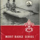 ROWING By Boy Scouts of America 1962