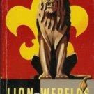 LION-WEBELOS cub scout book 1959