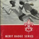 LIFESAVING By Boy Scouts of America 1965