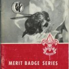 INSECT LIFE Merit Badge Series 1961 BSA