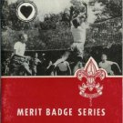 PERSONAL FITNESS Merit Badge Series 1964 BSA