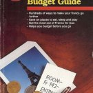 BUDGET GUIDE FRANCE By Sarah Le Tellier