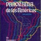 PANORAMA DE LAS AMERICAS an elementary reader