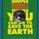 30 SIMPLE ENERGY CONSERVATION THINGS TO SAVE EARTH