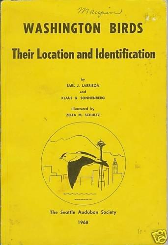 WASHINGTON BIRDS their location and identification