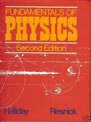 FUNDAMENTALS OF PHYSICS SECOND EDITION