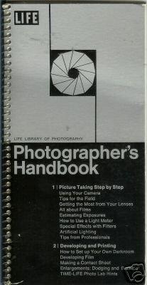 PHOTOGRAPHER'S HANDBOOK