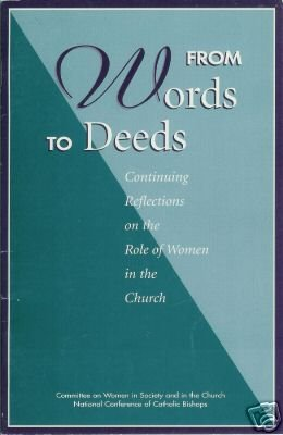 FROM WORDS TO DEEDS Role of Women in the Church