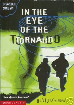 IN THE EYE OF THE TORNADO By David Levithan