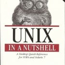 UNIX IN A NUTSHELL 3RD EDITION A DESKTOP QUICK REFERENC
