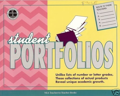 STUDENT PORTFOLIOS UNLIKE LISTS OF NUMBER OF LETTERS