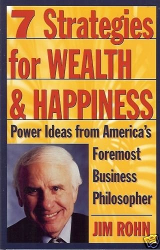 7 STRATEGIES FOR WEALTH & HAPPINESS power ideas for ame