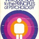 AN INTRODUCTION TO THE PRINCIPLES OF PSYCHOLOGY
