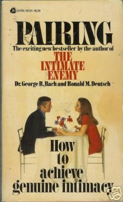 PAIRING The Intimate Enemy Relationships Bach Deutsch