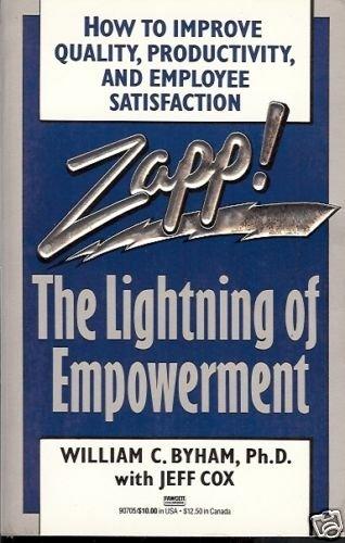ZAPP THE LIGHTING OF EMPOWERMENT BYHAM & COX