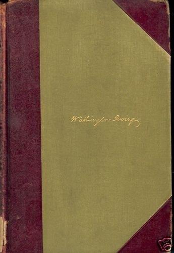LIFE AND VOYAGES OF COLUMBUS  WORK OF WASHINGTON IRVING