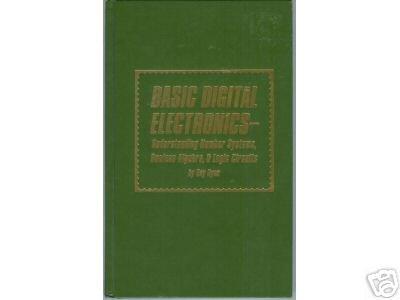BASIC DIGITAL ELECTRONICS RAY RYAN 1975 FIRST EDITION
