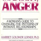 THE DANCE OF ANGER  a woman's guide to changing