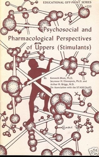 PSYCHOSOCIAL & PHARMACOLOGICAL  PERSPECTIVE OF UPPPER
