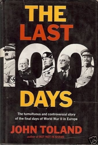 THE LAST 100 DAYS TUMULTUOUS & CONTROVERSIAL STORY 1966