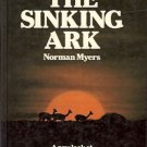 THE SINKING ARK NORMAN MYERS PROBLEMS OF DISAPPEARING