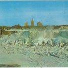 NIAGARA FALLS , N.Y. ICE BRIDGE