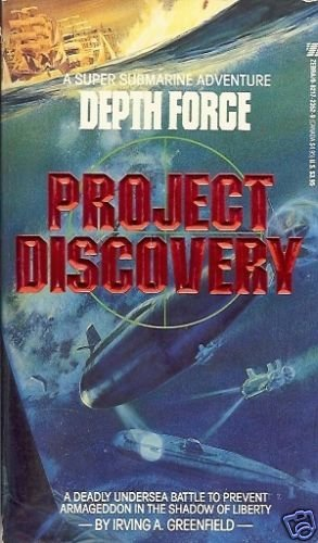 PROJECT DISCOVERY SUEPR SUBMARINE ADVENTURE DEPTH FORCE