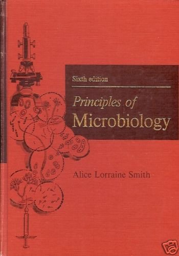 PRINCIPLES OF MICROBIOLOGY 6TH EDITION LORRAINE SMITH