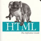 HTML THE DEFINITIVE GUIDE HELP FOR WEB AUTHORS