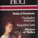 VICTORIA HOLT bride of pendorric the shadow of the lynx