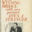 PLAY WINNING BRIDGE WITH ANY PARTNER Charles Goren 1971