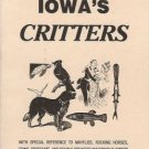 A FIELD GUIDE TO IOWA'S CRITTERS  By Bruce Carlson Iowa
