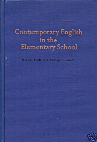CONTEMPORARY ENGLISH IN THE  ELEMENTARY SCHOOL