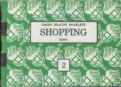 GREEN BEACON BOOKLETS SHOPPING ginn