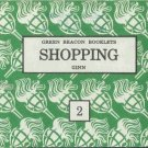GREEN BEACON BOOKLETS SHOPPING ginn