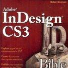 ADOBE INDESIGN CS3 BY GALEN GRUMAN