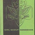 GIRL SCOUT HANDBOOK  1955