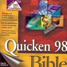 QUICKEN 98 BIBLE BY KATHY IVENS & THOMAS E. BARICH