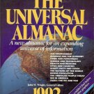 THE UNIVERSAL ALMANAC A NEW ALMANAC FOR AN EXPANDING UN