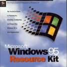 MICROSOFT WINDOWS 95 RESOURCE KIT