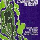 SPEECH COMMUNICATION IN SOCIETY 1972