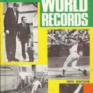 GUINNESS BOOK OF WORLD RECORDS 1975 EDITION BY MCWHIRTE