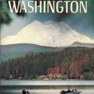 SUNSET TRAVEL GUIDE TO WASHINGTON 1974