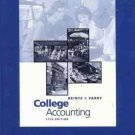COLLEGE ACCOUNTING 17TH EDITION HEINTZ & PARRY