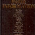 THE BOOK OF INSIDE INFORMATION BY EDITORS & EXPERTS OF