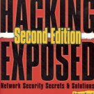 HACKING EXPOSED 2ND EDITION NETWORKING SECURITY SECRETS